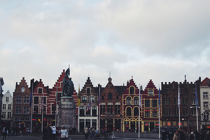 A Few Hours In Bruges