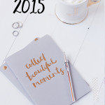 15 Lessons I Learned in 2015 | A few things I learned during 2015 and that will help me try to make the most of what's to come. Pin it!