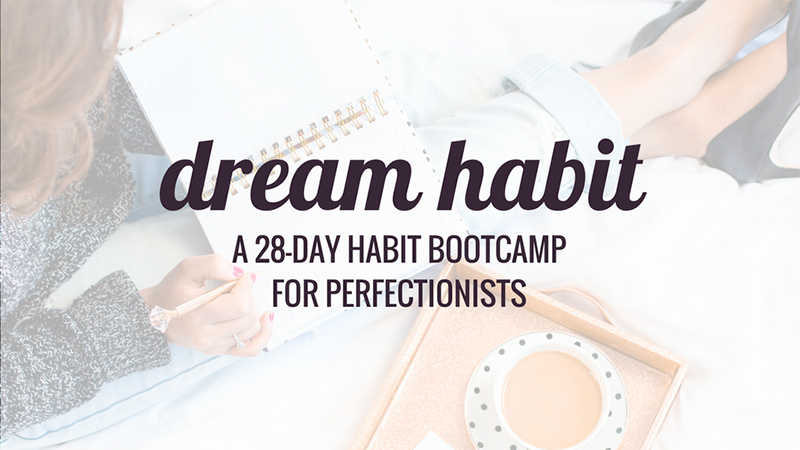How To Create A New Habit & Actually Stick To It