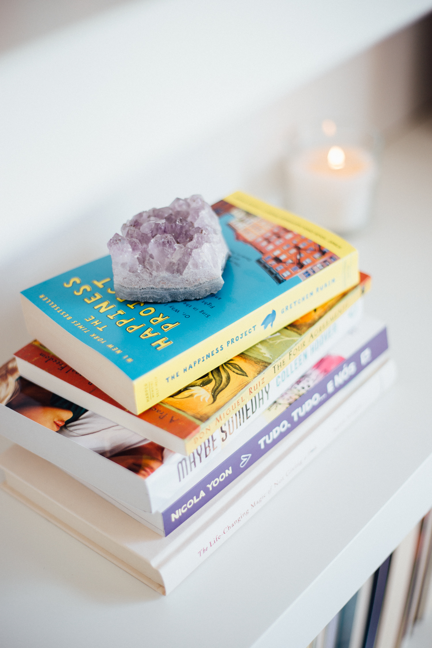 Five Books On My Summer Reading List | Looking for a book to read this Summer? Here are some recommendations!