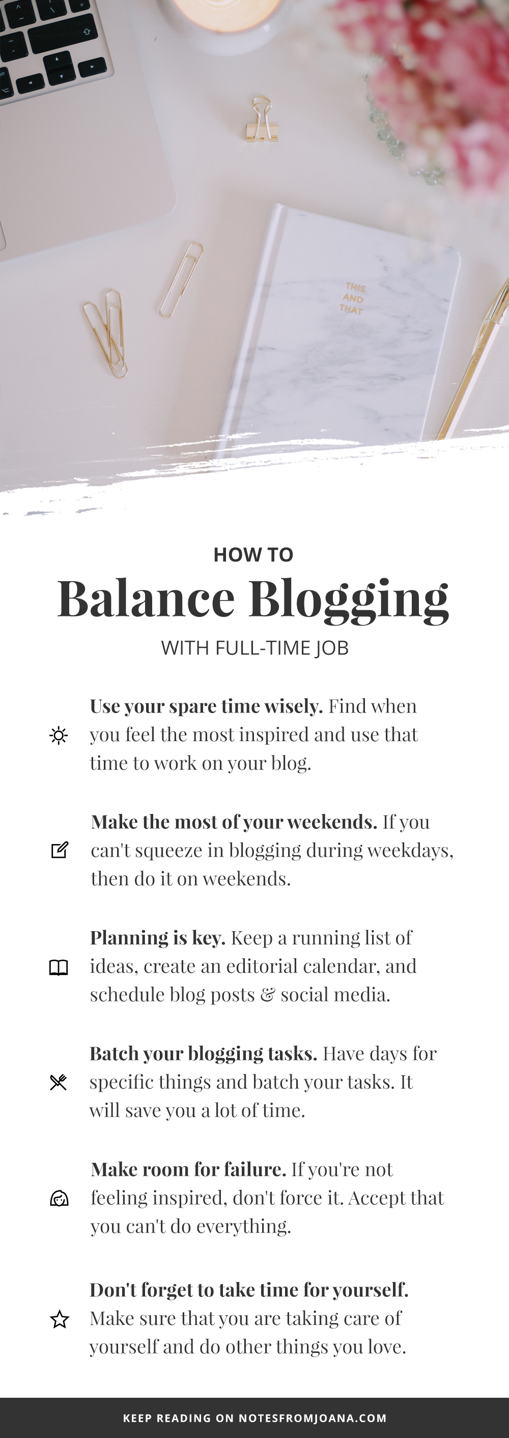 How to balance blogging with a full time job how to balance blogging with a full time job a few tips on solutioingenieria Choice Image