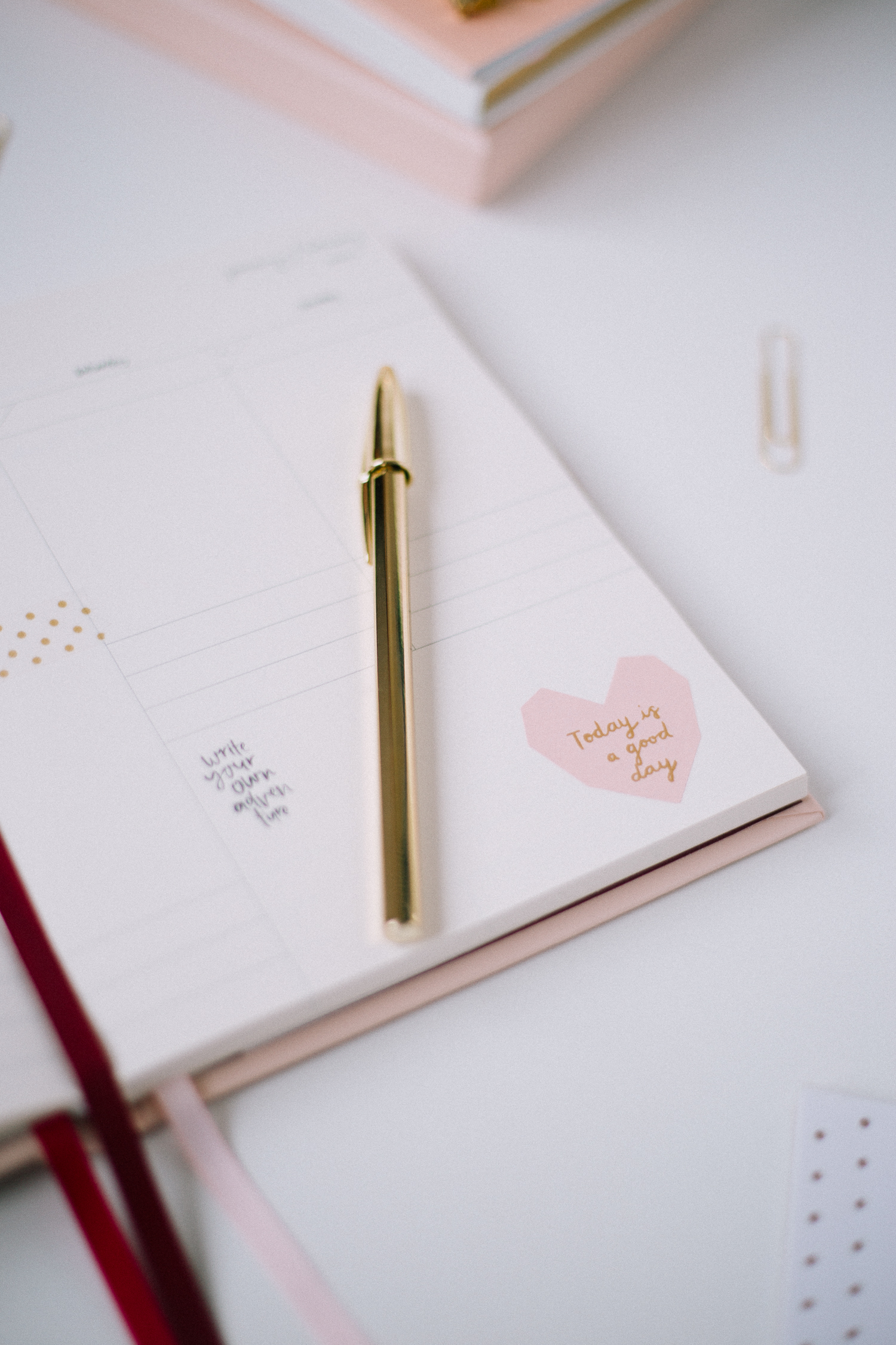 How To Make The Most Of Your Planner
